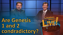 (6-05) Are Genesis 1 and 2 contradictory?