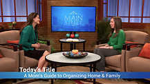 A Mom's Guide to Organizing Home & Family - Shannon Upton