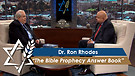 Dr. Ron Rhodes : The Bible Prophecy Answer Book ...