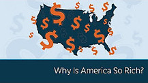 Why America is rich