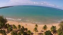 Secret Beach ,Aerial View PR