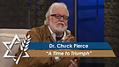 Dr. Chuck Pierce- A Time to Triumph