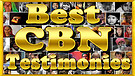 12 Best CBN Testimonies, Amazing and Anointed St...