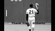 TRIBUTE  TO  ROBERTO CLEMENTE WALKER