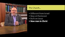 Bible Prophecy (6) - Israel & the Church (Replacement Theology)