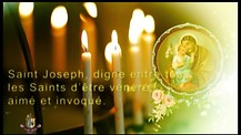 Semaine de St Joseph