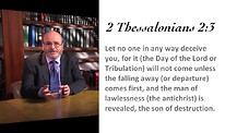 Bible Prophecy (12) - The Tribulation