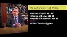 Bible Prophecy (13) - The Fulfilment of Daniel's 70 Weeks