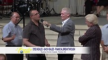 Four Gallstones are Dramatically Healed!