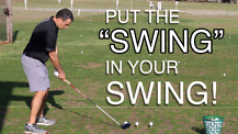Struggling with Your Game? Swing the Club!