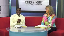 In This Word but not of This World, Dr. Kazumba Charles, with Guest: Irena Broadfoot