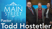 Daily Developing Your Passion for God's Word |  Todd Hostetler | Main Street