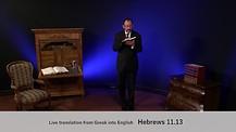 Hebrews Chapter 11 Part 2