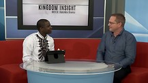 Dr. Kazumba Charles-Trusting in God's Timing, with Guest Steven Stoffelsen