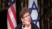 Israeli mother lost 2 sons protecting Israel (improves at 1:11) speaks for Friends of the I.D.F