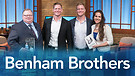 Benham Brothers: A Story of MLB, HGTV & Powerful Living | Benham Brothers | Main Street