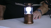 What A Gadget the Mini Solar lantern is