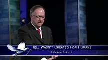 Hell Wasn't Created For Humans (Part 1)