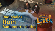 (7-15) Radiohalos ruin radiometric dating