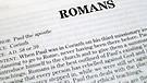 Romans - Part 1