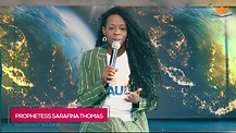 Prayer VAULT Invasion-Episode 4, with Sarafina Thomas