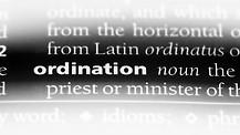 The Ordination of Women - Part 1