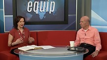Doug Paradise Testimony Part 2, Equip Show, with Dr. Shari Deobald