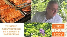 "16. 'Thinking about a closed Facebook group while barbecuing"" - Rory Alec's Vlog No. 16 - 6th May 20"