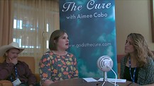 The Cure with Aimee Cabo interviewing Rosemary Pope speaking about the miracle of Motherhood