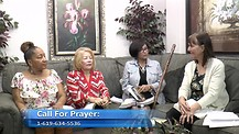 But God Moments - Guests, Karen Shelton-Jackson, Maria Elena Rappleyea And Alane Haynes - Part 1