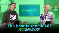 MLS is the best…in the world?