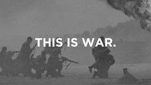 This is War - Pastor Dan Meys