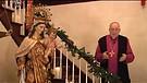 Monseigneur Jean Marie vous présente ses Voeux du Nouvel An