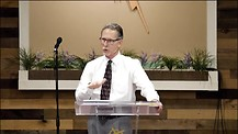 I Cor. 5:1 Moral Purity in the Church - Mitch Pridgen