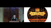 Messiah and the Servant Songs of Isaiah