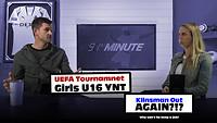 U16 Girls YNT at UEFA