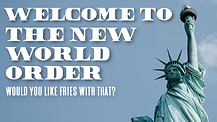 Welcome to the New World Order. Health Practitioner Lori. Pt 1/2