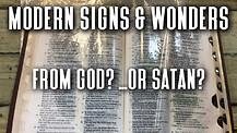 Bible Leaking Oil? Lying Signs & Wonders? 1/3