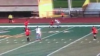 Playing against Red Star Reserves at 13