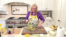 05. Making Quiche on Grannie's Family Meals With Bettie Blauser