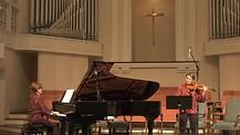 A Violin & Piano Concert
