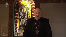 Depuis le Sanctuaire de la Miséricorde Divine, au Wisconsin, Monseigneur Jean Marie, snd vous parle
