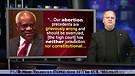 Abortion not in the Constitution, says Justice C...