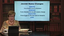 12 Tribes of Israel Intro,Part 3 Dr. Mary Bostrom
