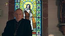 Monseñor Jean Marie hablando del amor al prójimo