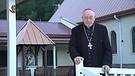 Monseñor Jean Marie acerca del humor