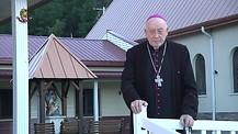 Desde el santuario de la Divina Misericordia en Wisconsin, EE.UU. Monseñor Jean Marie, snd les habla