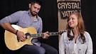 Artist Crystal Yates Sings