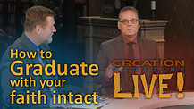 (8-12) How to graduate with your faith intact