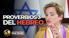 Proverbios 3 del Hebreo